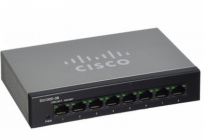 Switch CISCO 8 port SF95D-8