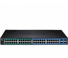 Switch 16-port GREENnet Gigabit PoE+ Switch (250W)