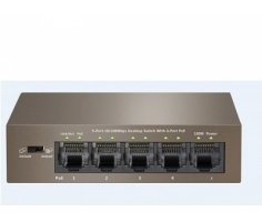 Switch POE 5 Port. 04 Port POE