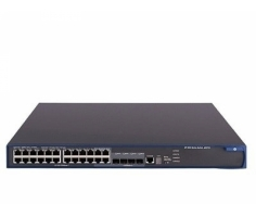 HP 5500-24G EI Switch with 2 Interface Slots
